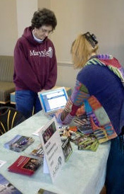 Autumn Hall signs up Maryville College student for AAUW E-Student Affiliate Membership
